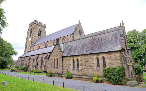 St Pauls Church Alnwick